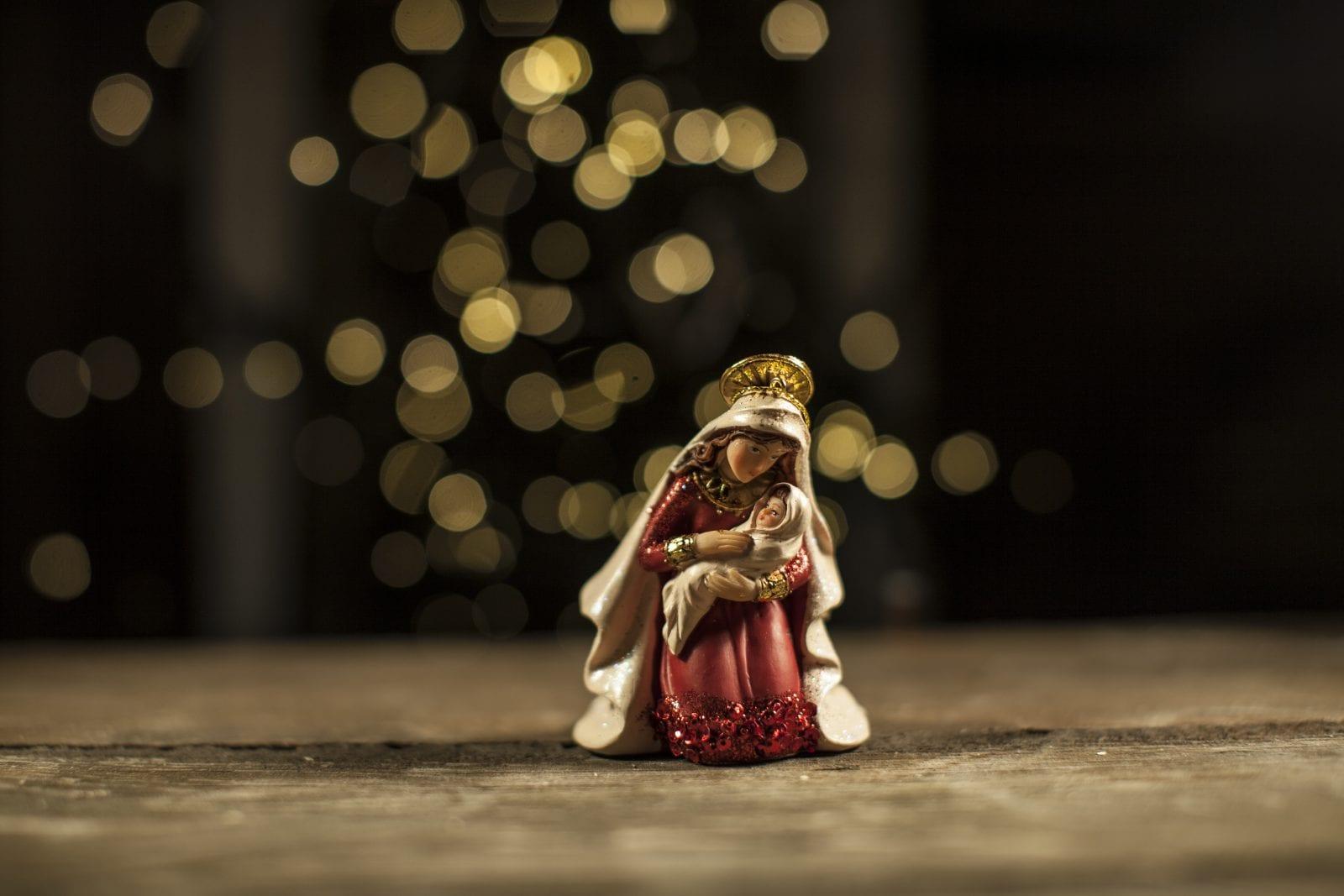 María de Nazareth, modelo de Fe en el desaliento y la esperanza imagen