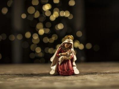 María de Nazareth, modelo de Fe en el desaliento y la esperanza Image