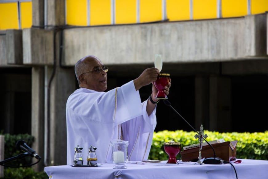 Celebración Virgen de la Asunción imagen
