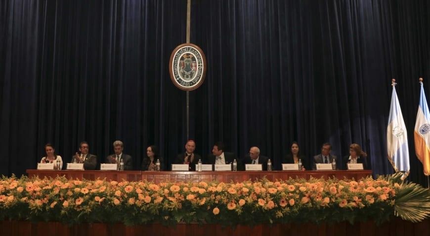 Cátedra Inaugural Ciencias de la Salud imagen