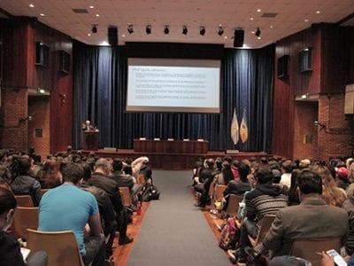 Conferencia Inaugural de la Facultad de Ciencias Políticas y Sociales 2018 Image
