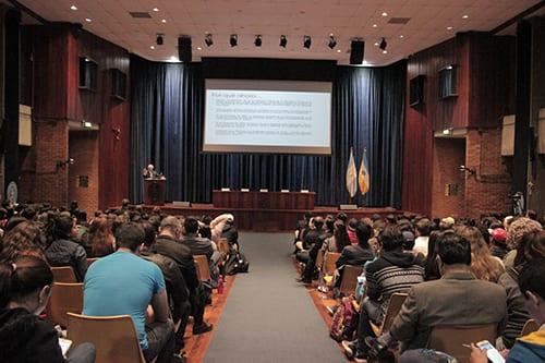 Conferencia Inaugural de la Facultad de Ciencias Políticas y Sociales 2018 imagen