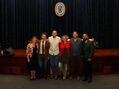 Cine foro: Investigación y producción audiovisual en el cambio social Image