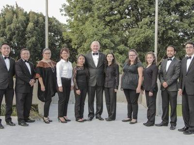 Lester Godínez, el maestro de la marimba Image