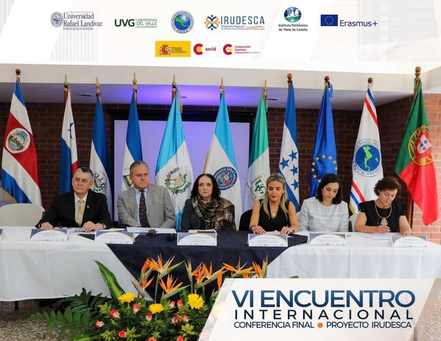 VI Encuentro Internacional imagen