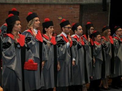 Investidura de doctores, graduación de magisteres y lección inaugural de la 4ª edición del Programa Internacional Image