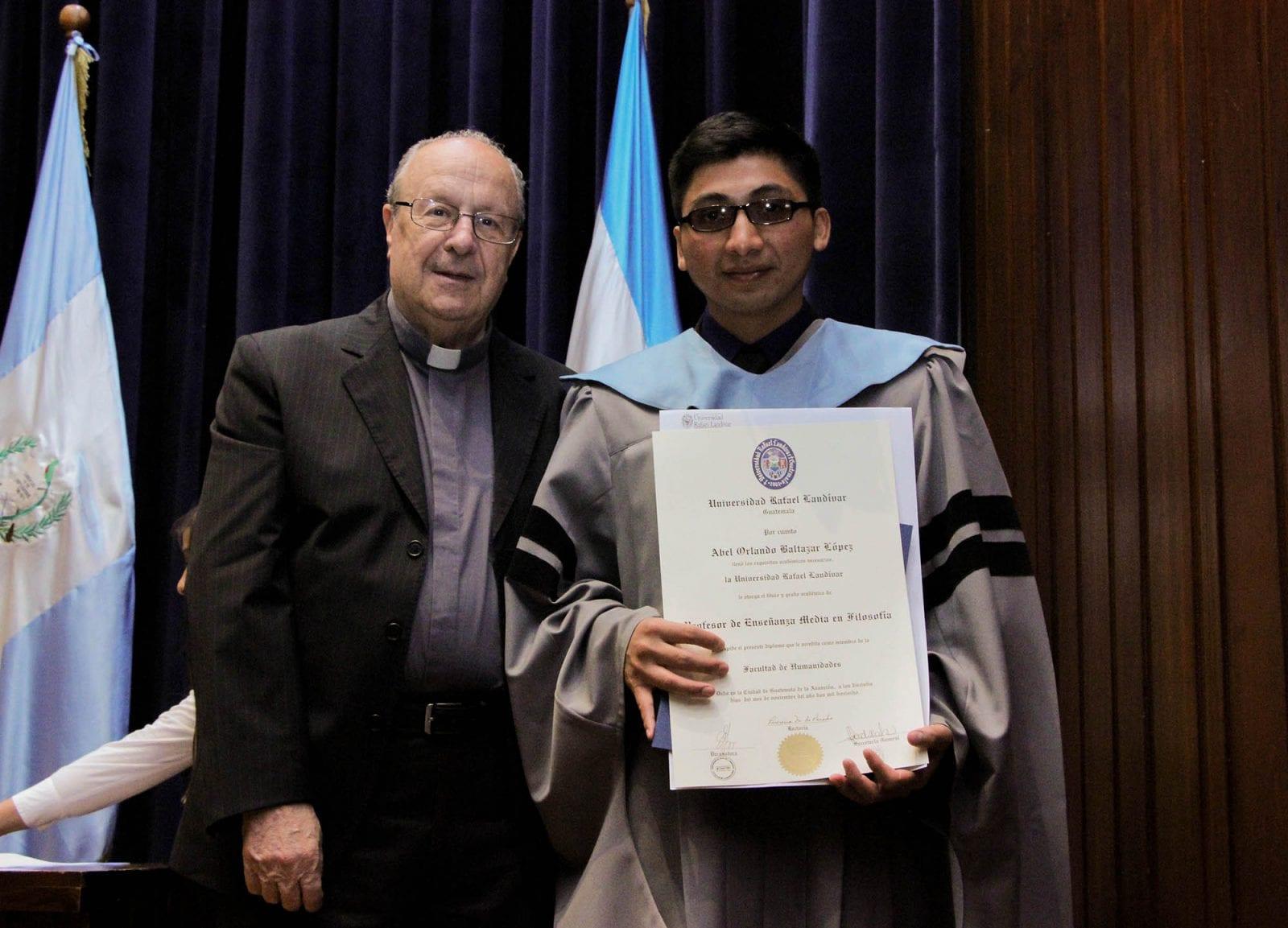 Graduación del Profesorado de Enseñanza Media en Filosofía imagen