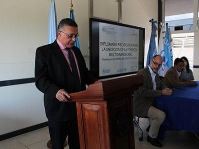 Diplomado para la Medición del Índice de Pobreza Multidimensional, Mides junto a la Universidad Rafael Landívar Image