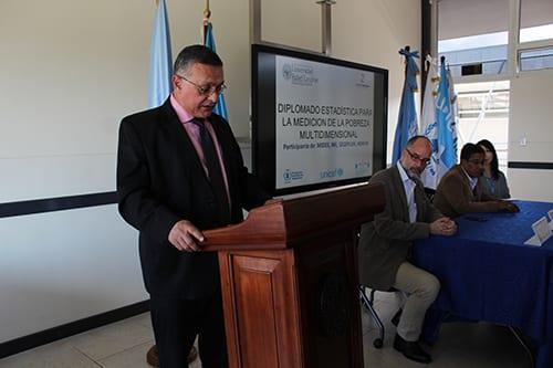 Diplomado para la Medición del Índice de Pobreza Multidimensional, Mides junto a la Universidad Rafael Landívar imagen