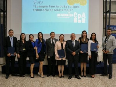 La importancia de la cultura tributaria en Guatemala Image