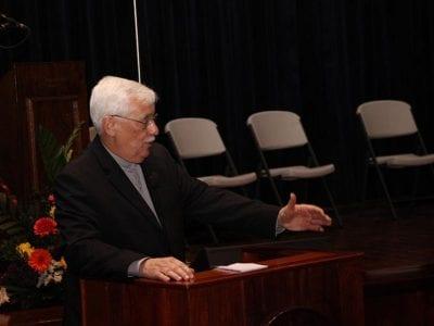 Visita del Padre General de la Compañía de Jesús R. P. Arturo Sosa, S. J. Image