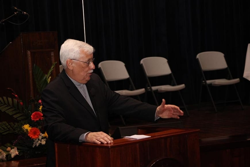 Visita del Padre General de la Compañía de Jesús R. P. Arturo Sosa, S. J. imagen