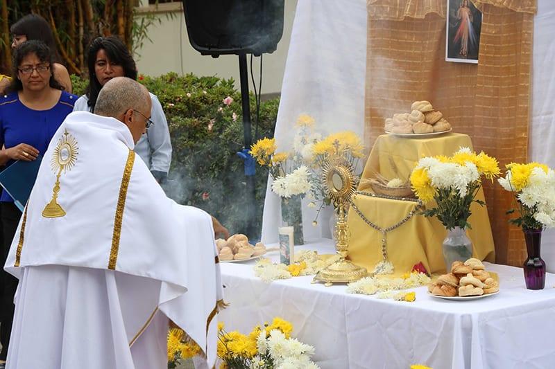 La solemnidad del Corpus Christi imagen