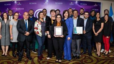 Universidad Rafael Landívar recibe reconocimiento a la Innovación Educativa Image