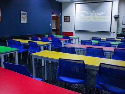 Inauguración del aula Enrique Gómez Carrillo Image