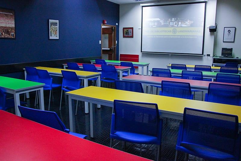Inauguración del aula Enrique Gómez Carrillo imagen