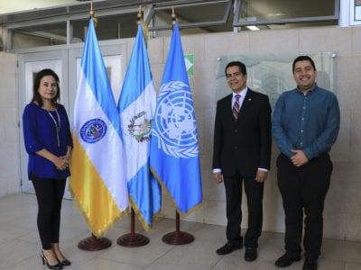 Estrechando lazos con el Sistema de Naciones Unidas en Guatemala Image