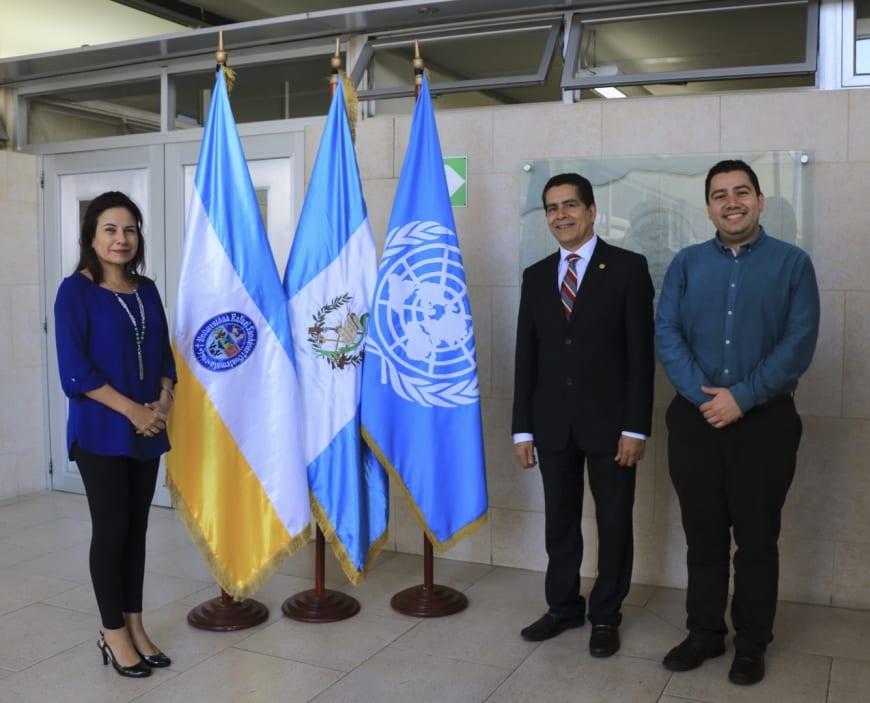 Estrechando lazos con el Sistema de Naciones Unidas en Guatemala imagen