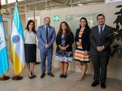 Visita de la Agregada Cultural de la Embajada de los Estados Unidos de América Image