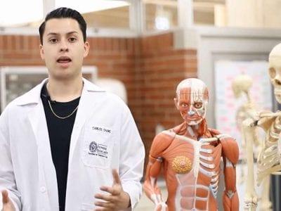 Conoce más sobre las carreras de la Facultad de Ciencias de la Salud Image