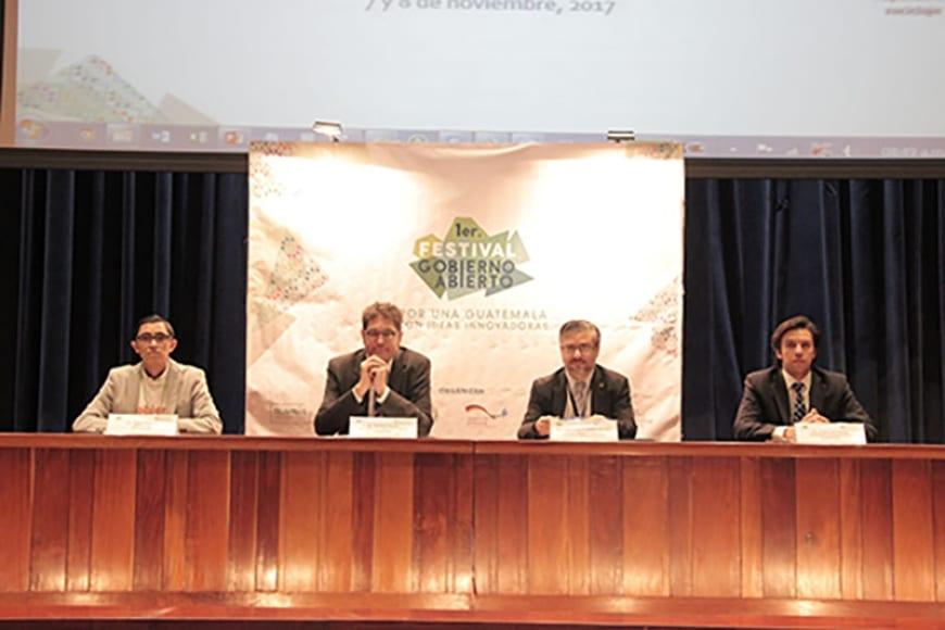 Primer Festival de Gobierno Abierto imagen