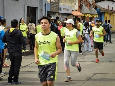 Más que un deporte, una pasión: Atletismo en la Landívar Image