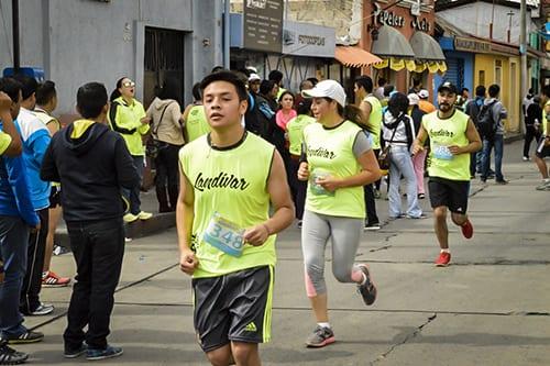 Más que un deporte, una pasión: Atletismo en la Landívar imagen
