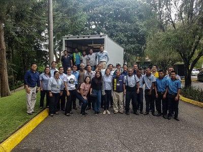 Una Guatemala en apuros, una Landívar solidaria Image
