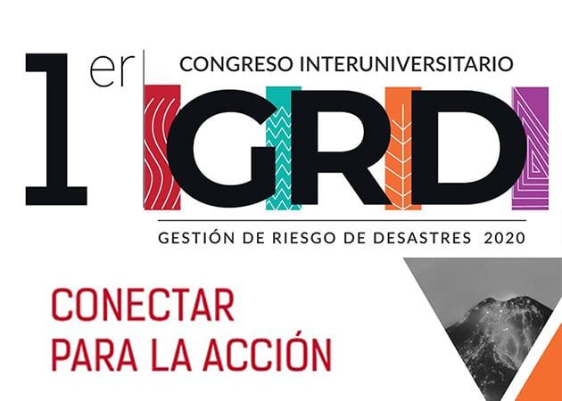 I Congreso Interuniversitario de Gestión de Riesgo de Desastres imagen
