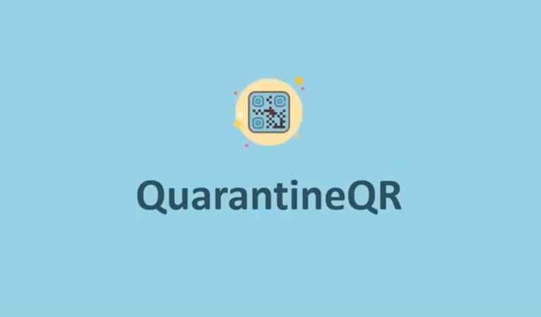 Quarantine QR imagen