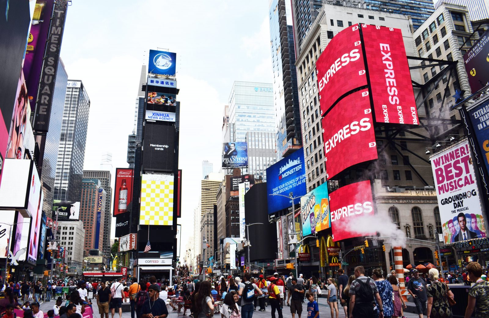 New York Times Square, New York City