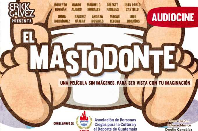 El Mastodonte, una producción innovadora que promueve la inclusión imagen