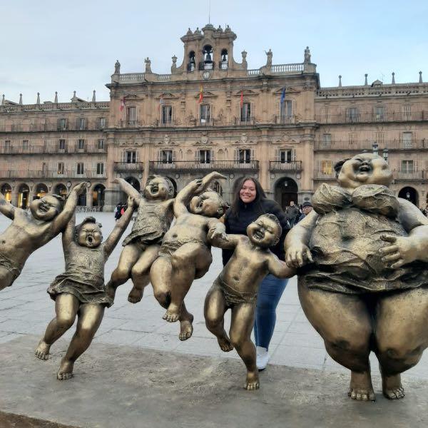 Fructífero intercambio académico con la Universidad Pontificia de Salamanca imagen