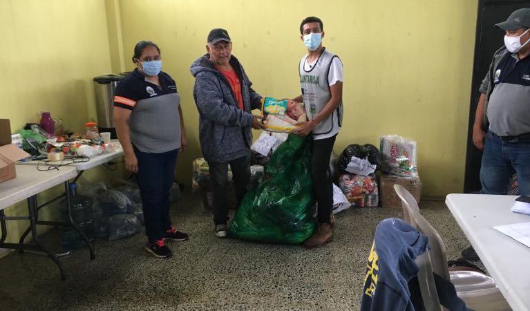 Landívar Solidaria en apoyo a la comunidad landivariana imagen