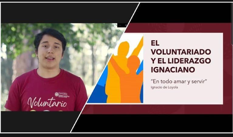 Voluntariado como liderazgo ignaciano imagen