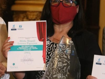 Un legado de arte y teatro landivariano para Guatemala Image