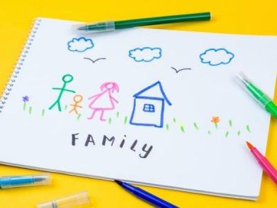 La familia y la educación Image