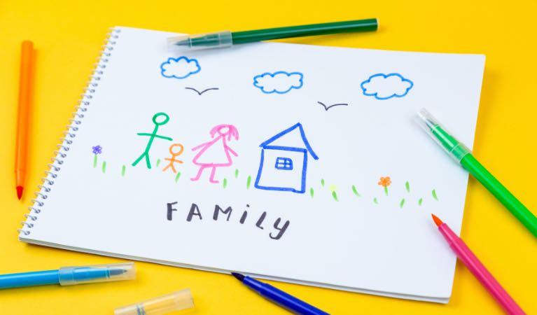 La familia y la educación imagen