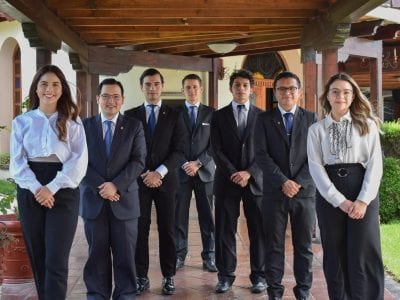 IV edición de la Competencia en Litigación Internacional Image