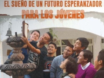 El sueño de un futuro esperanzador para los jóvenes Image