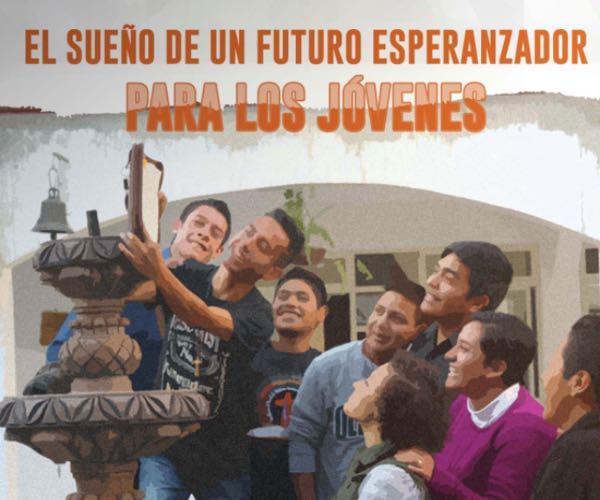 El sueño de un futuro esperanzador para los jóvenes imagen