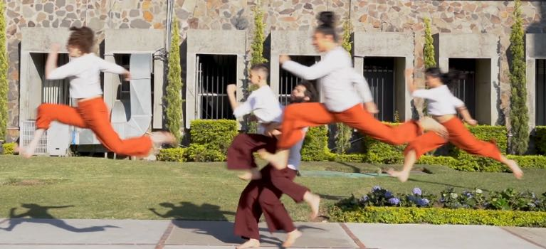 Los talleres del Centro de Danza e Investigación del Movimiento imagen