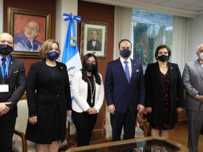 Firma de convenio con el Ministerio de Relaciones Exteriores Image