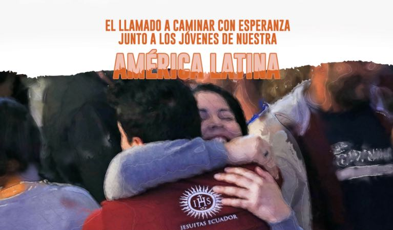 Llamar a caminar con esperanza junto a los jóvenes de nuestra América Latina imagen
